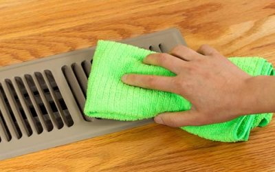 How to Clean a Register Vent
