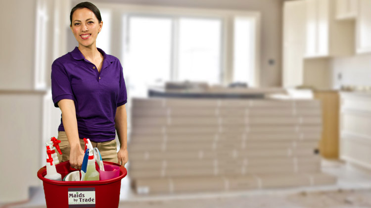 How to Cleanup After Construction to leave a clean house