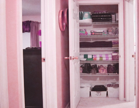 Organize Your Hall Closet To Find Things