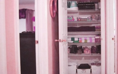 Quick Process to Organizing a Hall Closet