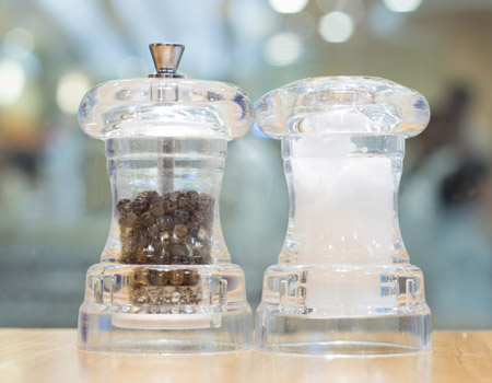 Tips for Salt Shakers and items needed