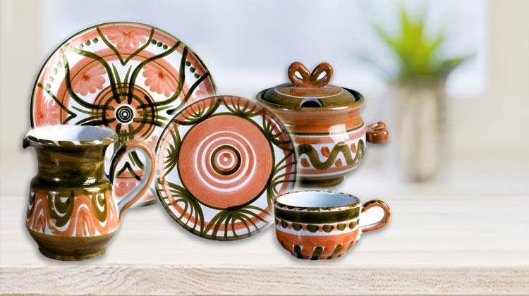 Simple Tips to Clean Stoneware form outside