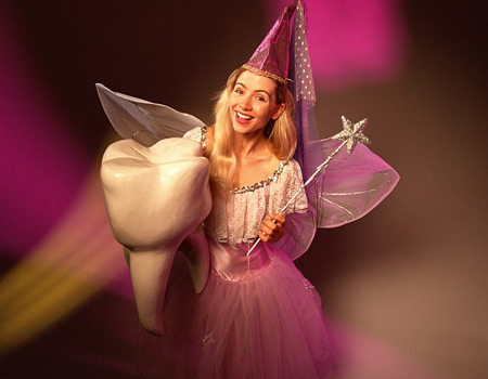 Stop Cleaning—It's Smile Tooth Fairy Day!
