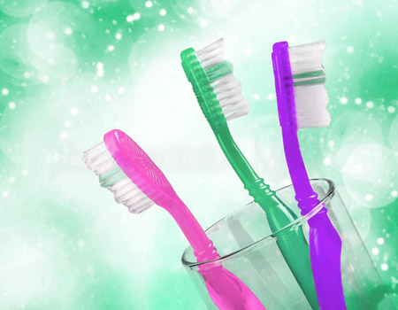 The Best Way to Clean and Store Toothbrushes