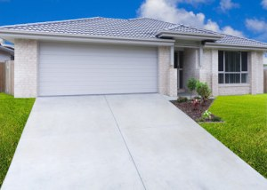 A Home's Appeal Includes Keeping Driveways Clean