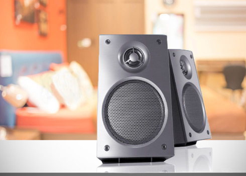 Clean Your Speakers Then Crank Up the Sound