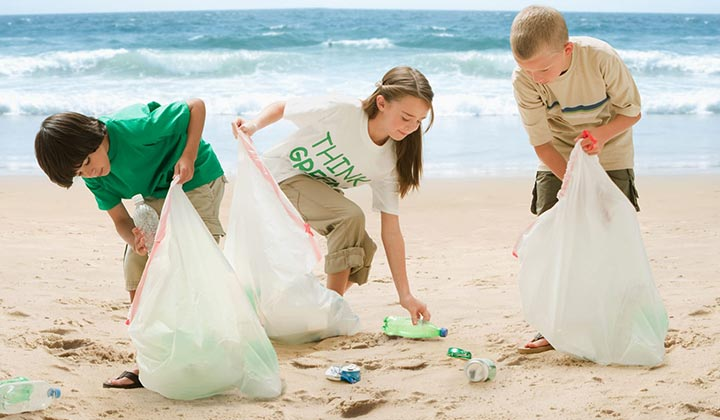 Coastal Cleanup Day to avoid ocean pollution