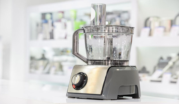Food Processor cleaning all details