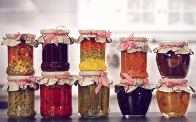 How to Properly Clean & Sanitize Canning Jars