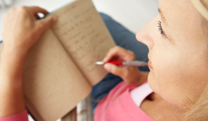 Positive Thinking Day: Write to a friend