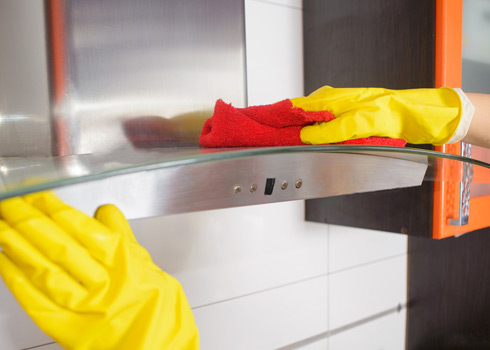 The Best Ideas to Clean the Stove Hood & Fan