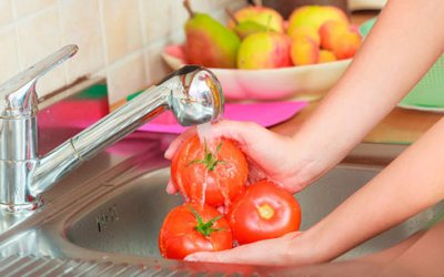 Best Practices to Safely Clean Fruits & Vegetables