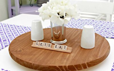 5 Uses for Lazy Susan — Susan Really Isn't So Lazy