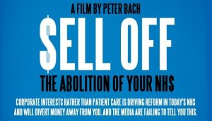 NHS sell off