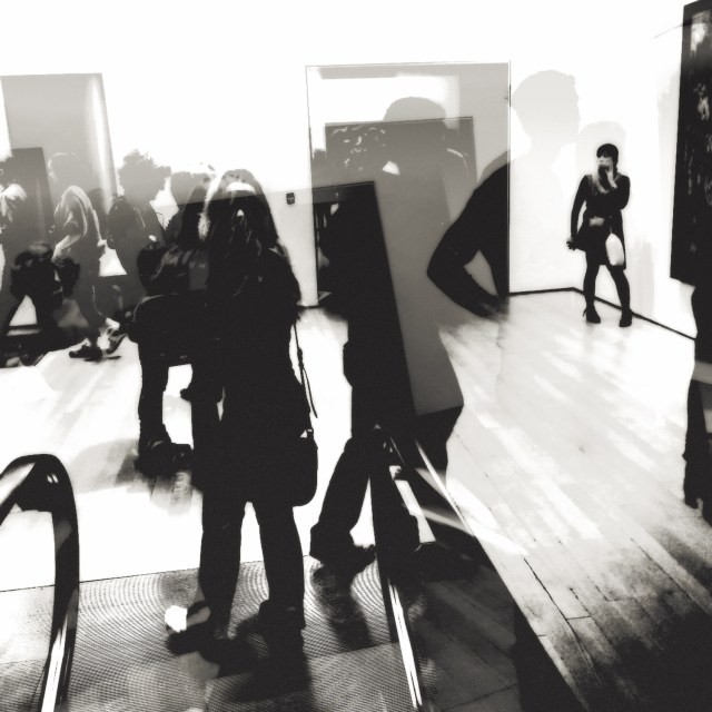 Museum of Modern Art (Under So Many Civilized Noses) ©MAIERMOUL