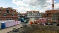 Neubau eines Doppelhauses mit Garagen in Kaufbeuren