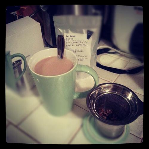 guarana tea