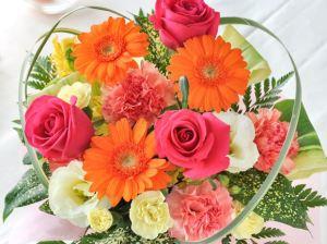 母の日 生花 アレンジメント