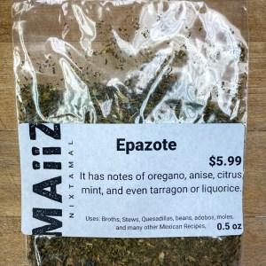 Epazote