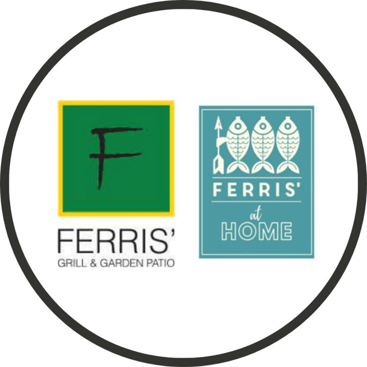 Logo for ferris restaurant