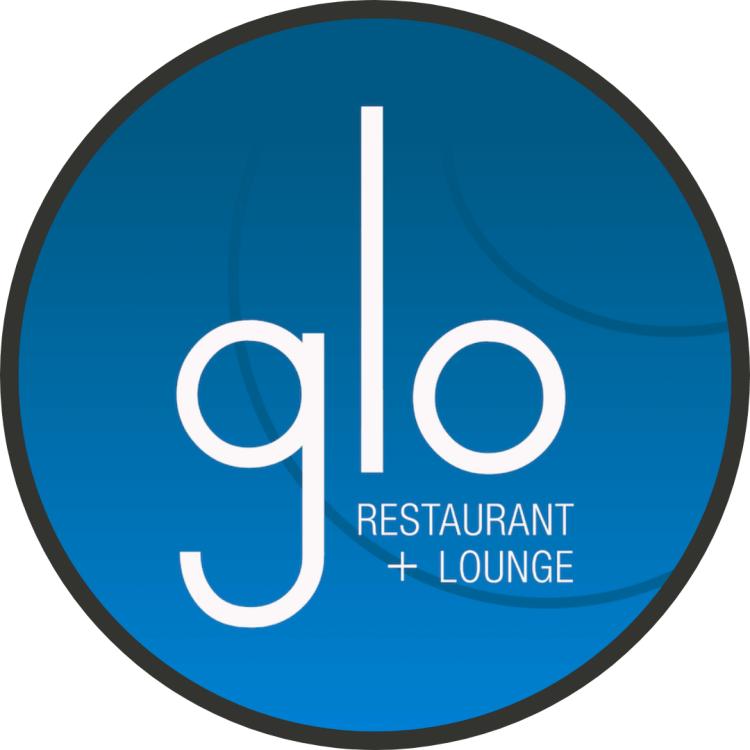 Logo for glo restaurant