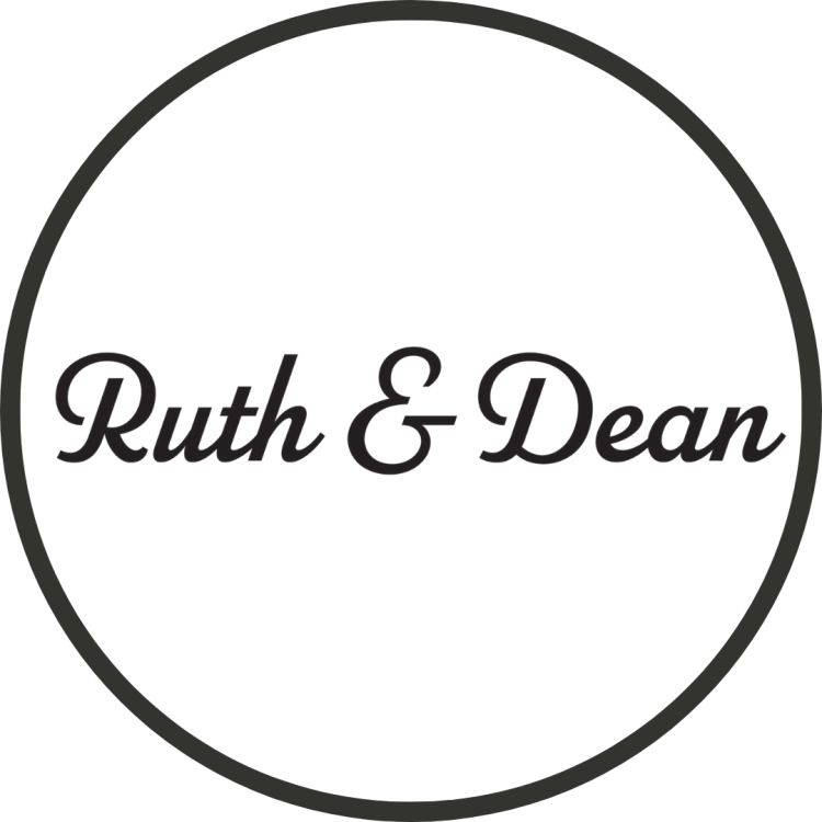 Logo for ruth and dean restaurant