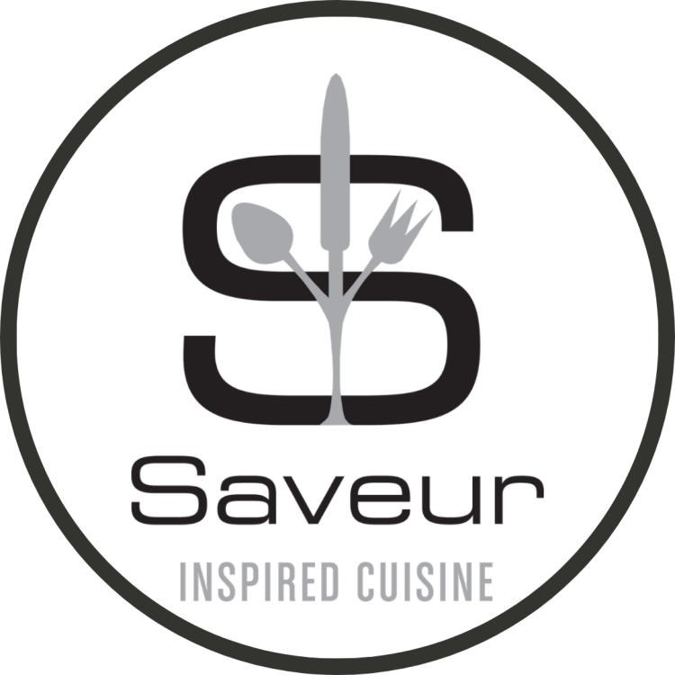 Logo for saveur restaurant
