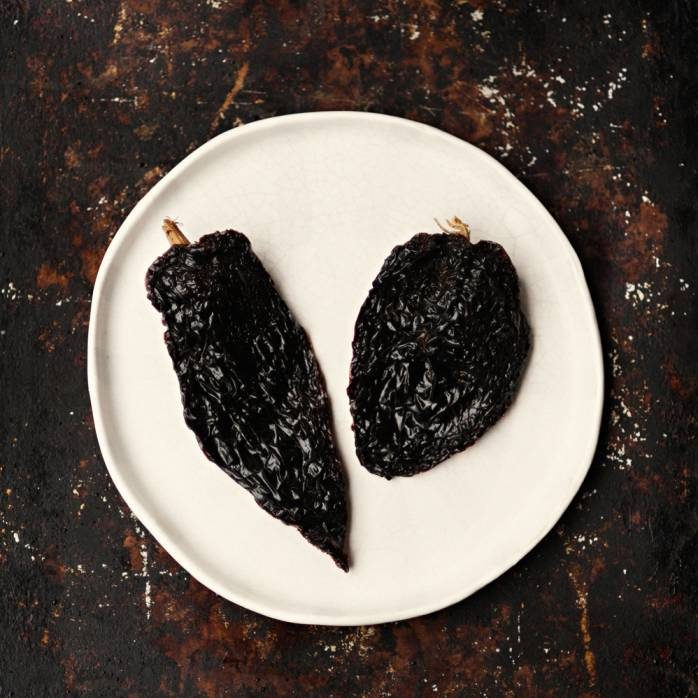dried ancho pepper