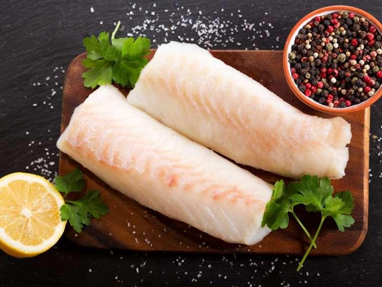 Mexican Food Adobo Fish