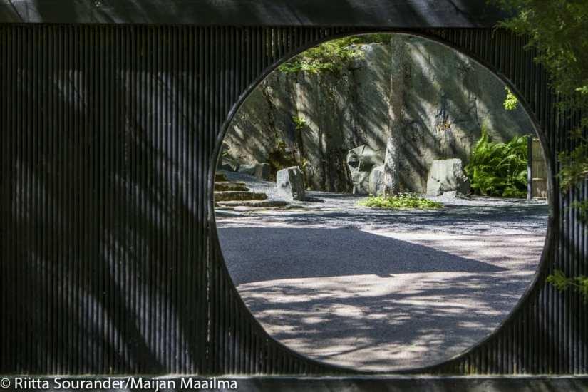 Roihuvuoren japanilaistyylinen puutarha-4