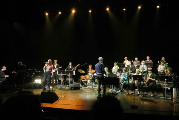 Ebeli, Big Band 2015