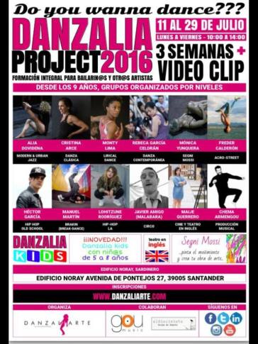 danzalia 2016 verano 1