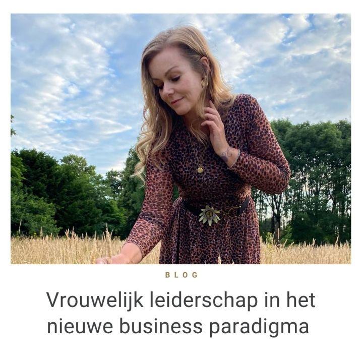 Vrouwelijk leiderschap in het nieuwe business paradigma 4 poorten