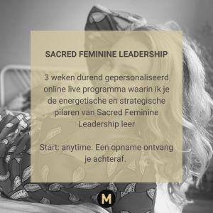 vrouwelijk leiderschap in je bedrijf