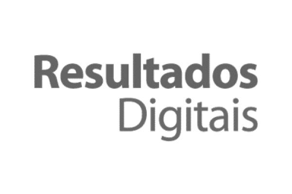 Logomarca da empresa Resultados Digitais