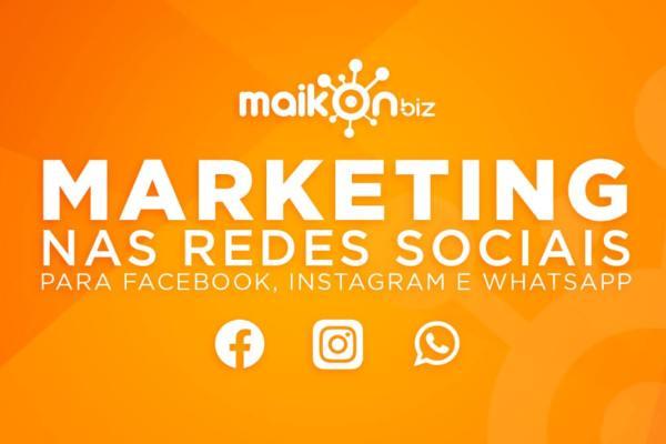 Curso Marketing nas Redes Sociais em Macapá
