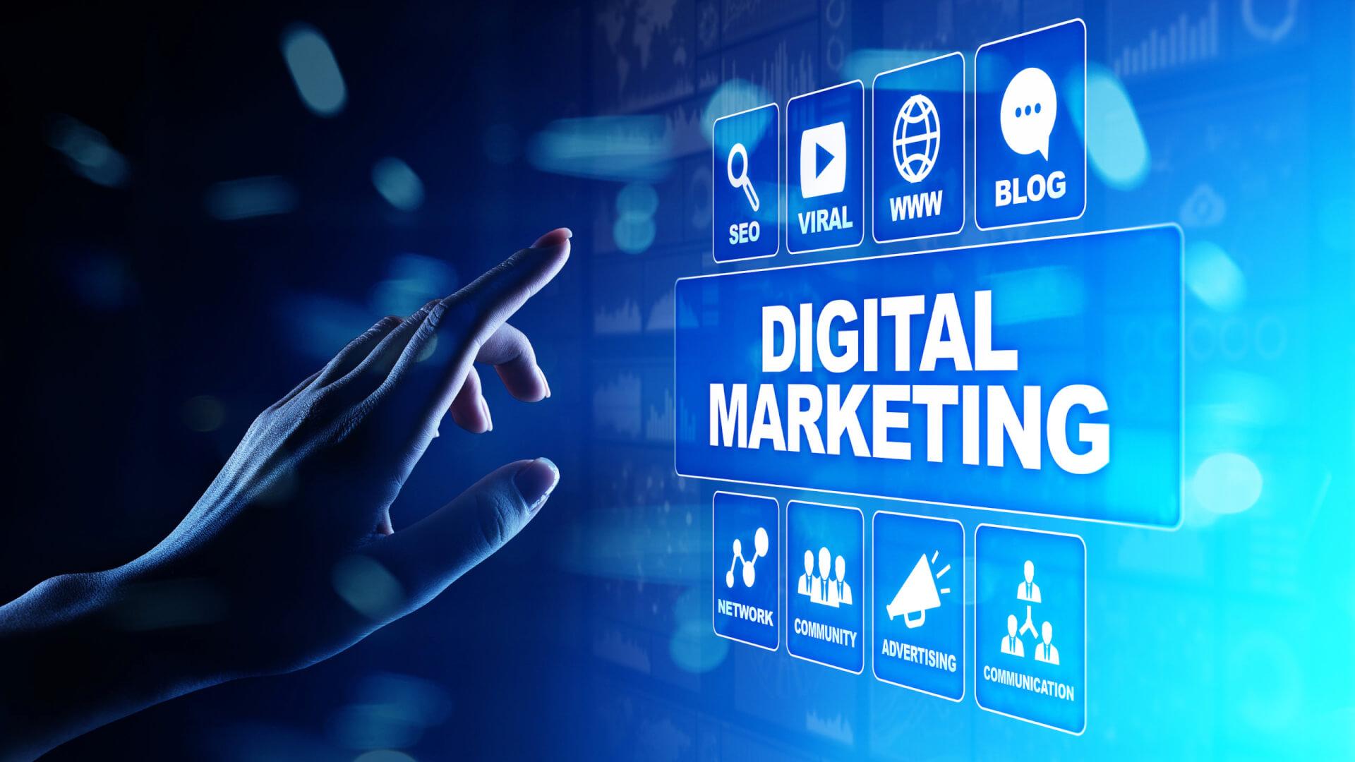 O que é Marketing Digital para empresas