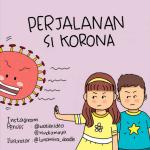 Link E-Book Seri Edukasi Korona Pencegahan Covid-19 untuk Anak