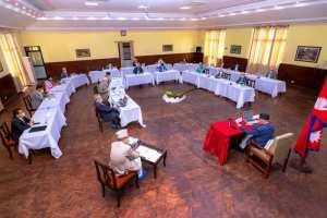 मन्त्रिपरिषद् बैठकका २५ निर्णय (सूचीसहित)