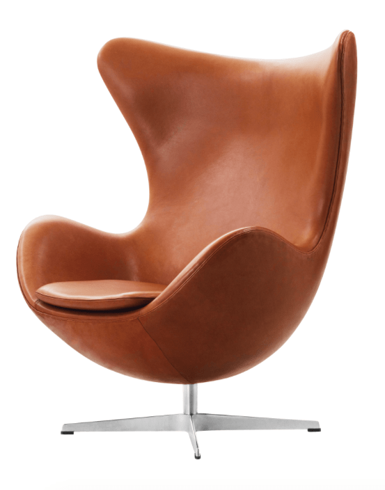 Arne Jacobsen Egg Chair Upholstery photo