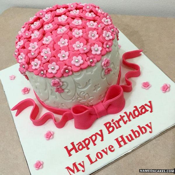 Happy Birthday My Love Hubby Cake Images