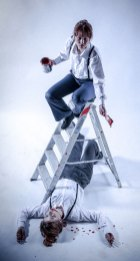 Titus Andronicus: an all-female production - The Ladder (Smooth Faced Gentlemen)