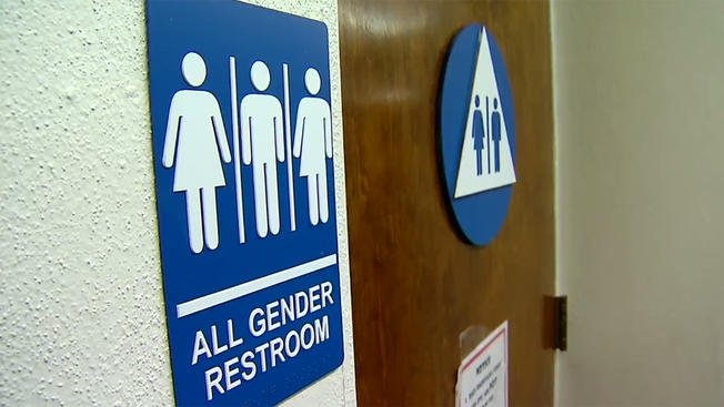University Heights Public Library Unveils Gender-Neutral Restroom