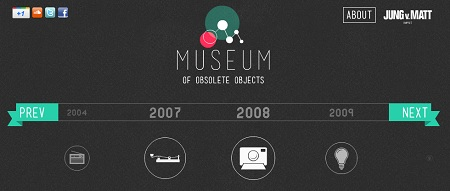 The Museum of Obsolete Objects