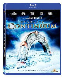 "Cover of ""Stargate: Continuum [Blu-ray]"""