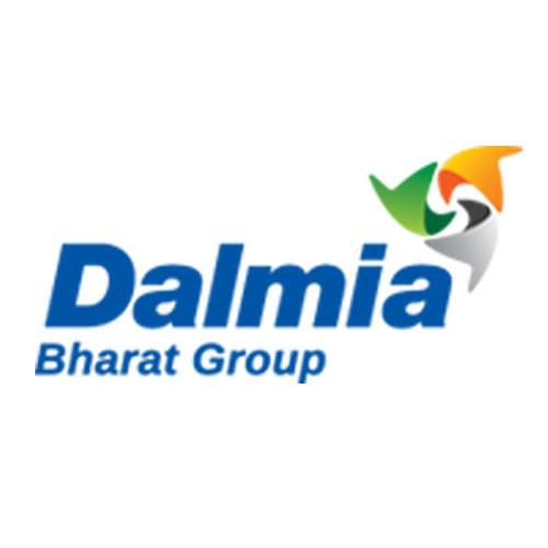 Logo of Dalmia Bharat Group and a client of Mailam Upking Engineering Limited