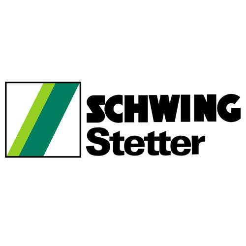 Logo of Schwing Stetter and a client of Mailam Upking Engineering Limited