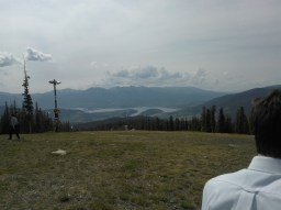 This is what we looked at during my friend Eric's wedding up at Keystone. Horribly ugly. Terrible.