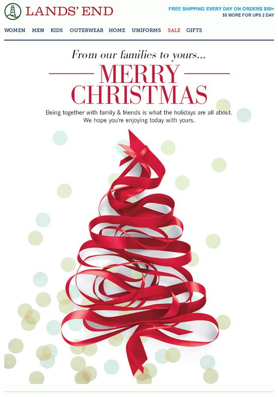 free christmas decorations for email signatures