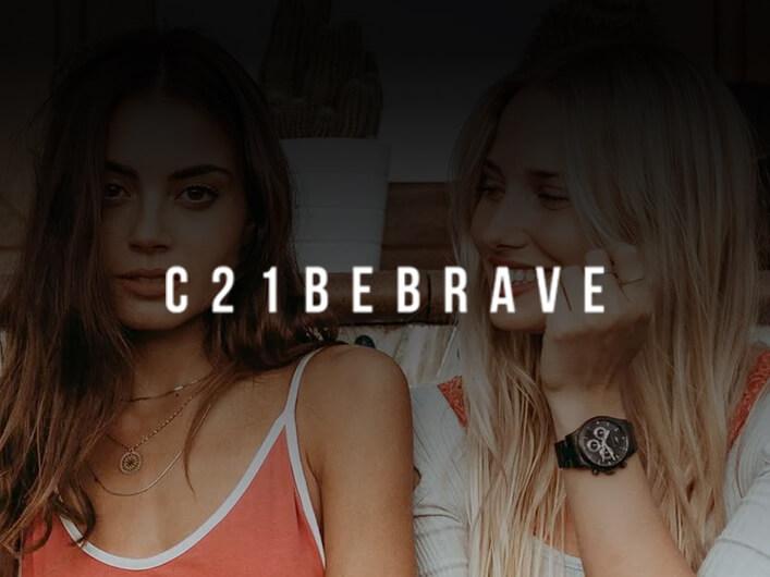 C21BeBrave